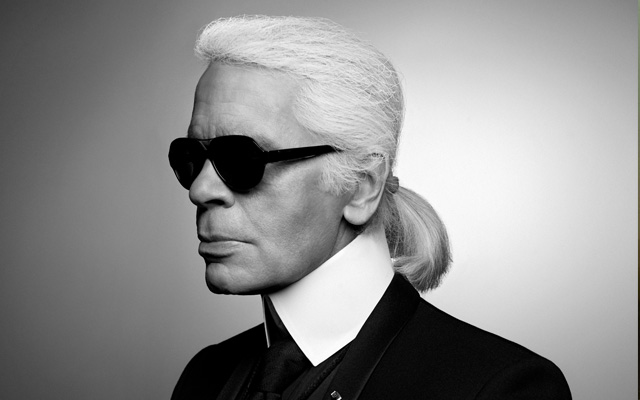 Histoire d'Allemagne : Karl Lagerfeld